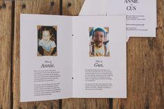 ゲストにふたりを自己紹介♩可愛い『プロフィールブック』のデザインアイデアまとめ♡にて紹介している画像