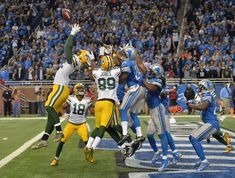 4caa14be8 Hail Mary Pass, Packers Season, Rodgers Packers, Wide Receiver, Sport  Football,
