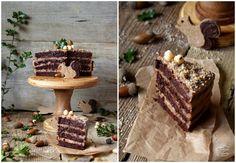 Intrusa na Cozinha: Bolo de Bolota & Chocolate
