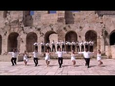 Zorba The Greek Dance By the Greek Orchestra Emmetron Music HD - YouTube