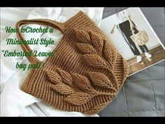 Crochet Handbags Crochet Purses Pola Rajut Knitted Bags Handmade Bags Emboss Purses And Bags Crochet Patterns Crochet Necklace Crochet Backpack, Crochet Clutch, Crochet Handbags, Crochet Purses, Crochet Bag Tutorials, Crochet Patterns For Beginners, Crochet Videos, Crochet Cord, Love Crochet