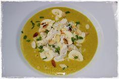 Kochen....meine Leidenschaft: Bananen Curry Hühnersuppe