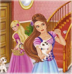 Barbie and the Diamond Castle Photo: Diamond Castle Barbie Costume, Barbie Dolls, Barbie Princess, Disney Princess, Barbie Stories, Barbie Drawing, Peacock Images, Princess And The Pauper, Barbie Images