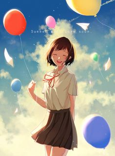 Girl and Up