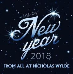 Wishing you all a Wy