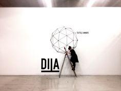 Die DITA-Logowand. Die Entstehung. #DITAAWARD
