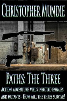 Three very different people brought together by dangerous events in an unlikely place. Slowly forging themselves into a team, driven by the need to survive and fight off a bewildering array of almost 'Zombie' like enemies and some mutated creatures too.  How will they survive? Can they discover what has happened and will they be able to come up with a solution to all their problems?  Come along with Jagger, Airem and Davis on a rollercoaster ride of death and mayhem.