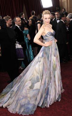 So beautiful. Rachel McAdams. Oscars, 2010.