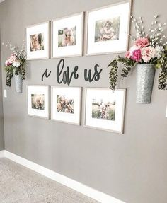 If you are looking for Living Room Wall Decor Ideas, You come to the right place. Below are the Living Room Wall Decor Ideas. This post about Living Room . Family Wall Decor, Room Wall Decor, Living Room Decor, Family Photo Walls, Decor For Walls, Bedroom Wall, Family Room Walls, Photo Wall Decor, Room Art