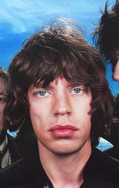 Mick Jagger on the Rolling Stones' 'Black and Blue' cover,  1976