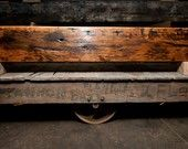 Reclaimed Wood Barn Beam Fireplace Mantel Mantle Shelf