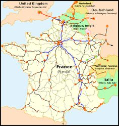 Want to visit France but just a quick stop