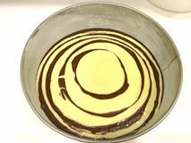 torta zebrata - ricetta bimbi