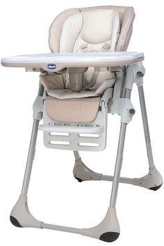 Chaise haute évolutive Polly 2 en 1 de Chicco