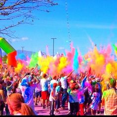 I'm SOOOO excited to do the 'Color Me Rad' here in Charleston this upcoming spring! Color Me Run, Holi Drawing, Disney Princess Half Marathon, Cute Work Outfits, Childrens Hospital, Just Run, Courses, Some Pictures, Spring Time