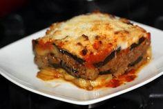 Recetas europeas: Musaka - Cocina - Nosotras