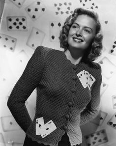 Donna Reed.