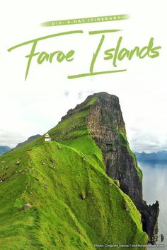 Are you planning to visit & witness the unspoilt beauty of the Faroe Islands? Here's a comprehensive travel guide for ideas on things to do in 5 days! Europe Travel Tips, European Travel, Travel Advice, Travel Guides, Places To Travel, Travel Destinations, Travelling Europe, Traveling, Backpacking Europe