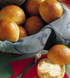 Bread Machine Dinner Rolls Recipe by Betty Crocker Recipes, via Flickr