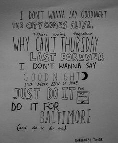 301 Best All time Low lyrics images in 2019 | All time low ...