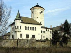 Budatín castle Slovakia