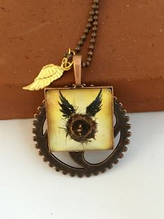 Harry Potter & the Cursed Child Inspired Pendant