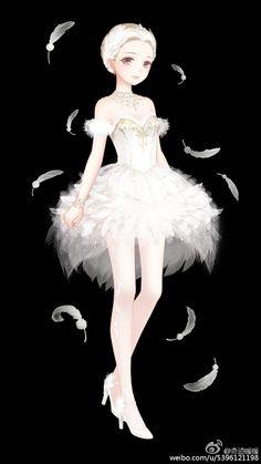 Heavenly Swan