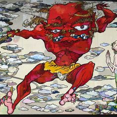 Takashi Murakami was born in 1962. He is known for his approach of combining his art often depicting or inspired by Japanese culture with commercialism.. Murakami has a Bachelor and Master of Fine Arts. He attended the Tokyo University of Fine Arts and Music where he studied the traditional japanese Nihonga painting style. His career started taking off in the early 1990s with artworks that looked at the controversy of Otaku (fans of manga and animation) and contemporary Japanese society and…