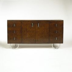 Gilbert Rohde, Sideboard for Herman Miller, 1930s.
