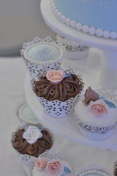 Cupcakes Palma de Mallorca Cupcakes, Chocolate, Desserts, Food, Birthday Cake, Candy Stations, Palmas, Majorca, Postres