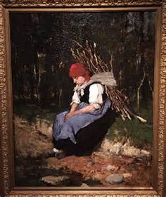 size: Giclee Print: The Faggot Gatherer by Mihaly Munkacsy : Early Modern English, English Units, Framed Artwork, Find Art, Giclee Print, Cool Photos, Sketches, The Unit, History