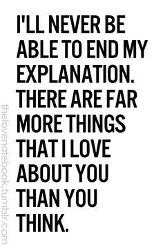 via | the love notebook