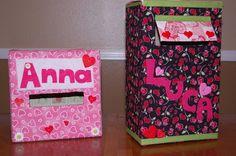 valentine's day card box ideas - Google Search