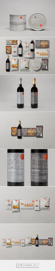 Take In a Winter Wonderland With This Holiday Packaging From IKEA Food — The Dieline | Packaging & Branding Design & Innovation News - created via https://pinthemall.net
