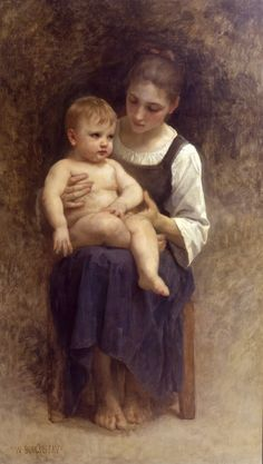 William Adolphe Bouguereau (French artist, 1825-1905)