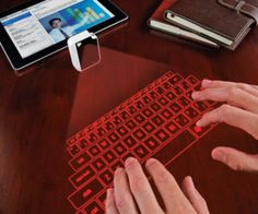 Laser Keyboard Projector