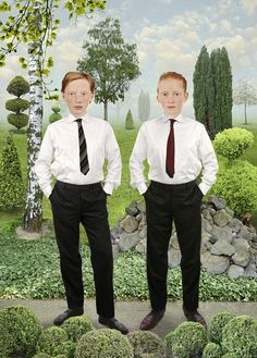 Ruud van Empel, Sunday 8, 2012. Image courtesy of the artist by re-Design, via Flickr