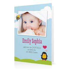 Geburtskarte Kunterbunte Kuscheltiere in Hibiskuspink - Klappkarte hoch #Geburt #Geburtskarten #Mädchen https://www.goldbek.de/geburt/geburtskarten/maedchen/geburtskarte-kunterbunte-kuscheltiere?color=hibiskuspink&design=b2e23