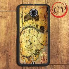 Brown Classic Middle Earth Map Nexus 5,Nexus 6,Nexus 7 Case
