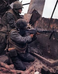 Tet Offensive, City of Hue, Vietnam Conflict. Commonly called the Vietnam War, the time spent in Southeast Asia in the and was not a war. Congress refused to declare the USA at war with Vietnam. Vietnam History, Vietnam War Photos, North Vietnam, Vietnam Veterans, Nagasaki, Hiroshima, Military Life, Military History, Military Photos