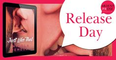 Happy Release Day Nicola Rendell !! Readers Just Like that Is Live!  Amazon   iBooks   B&N  Kobo  Amazon hyperurl.co/0nq6bz  iBooks :http://ift.tt/2mZQ7Sw  B&N:http://bit.ly/2oE8COe  Kobo:http://bit.ly/2oFH4Z4  I bet I can untangle you.At an airport baggage claim Penny Darling looks up from her knotted mess of ear buds to find the sexiest hunk of man shes ever seen. Hes got a military haircut a scar through his eyebrow and hes rocking a pastel pink dress shirt like only a real man can. But…