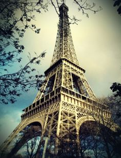 The Iron Lady - Paris #eiffeltower #paris #france  #mustsee #vacation #travel #attraction #blog