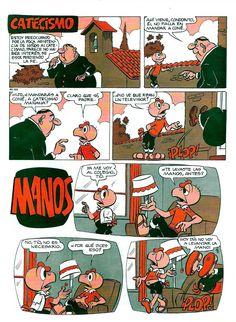 Cuidado con esa mano Coné! Peanuts Comics, Comic Books, Humor, Cartoon, Humour, Funny Photos, Cartoons, Comics, Funny Humor
