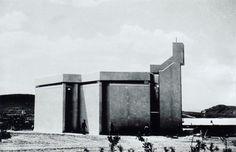 Cengiz Bektaş, Etimesgut Cami, Ankara, 1965