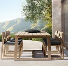 Why Teak Outdoor Garden Furniture? Outdoor Dining Furniture, Rustic Furniture, Outdoor Tables, Dining Table, Modern Furniture, Antique Furniture, Dining Set, Plywood Furniture, Painting Wooden Furniture
