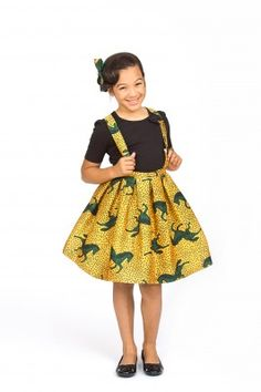 Get Your Mini-Me Beautiful: Stylish & Fabulous Ankara Styles For Kids - Wedding Digest Naija