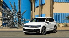 Volkswagen Introduces R-Line Package for 2018 VW Tiguan