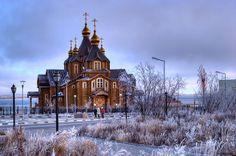 Church in Anadyr, Chukotka
