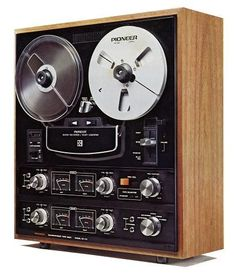 Pioneer A QT-74...the 4 channel king
