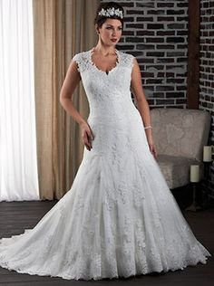 Plus size wedding dresses by Special Day - The 'Beautiful Brides ...